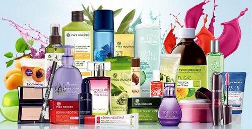 5 thương hiệu mỹ phẫm thiên nhiên chính hãng