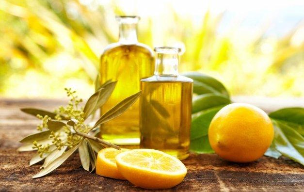 Tinh dầu chanh có mùi thơm ngon