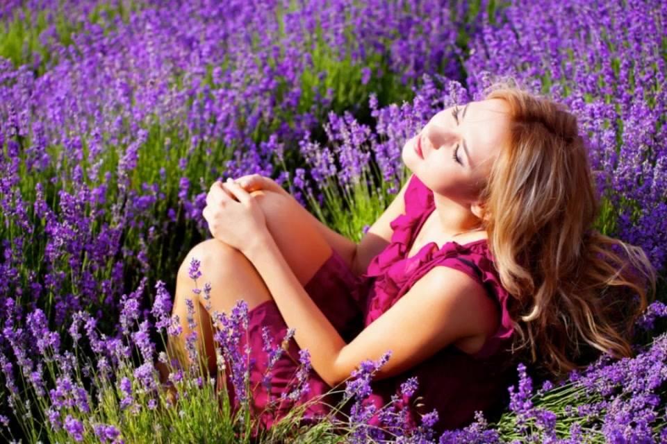 Tinh dầu Lavender giúp thư giãn tâm trí