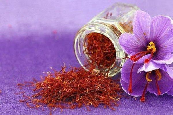 Saffron thật có nhiều lợi ích