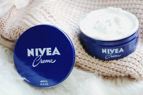 Nivea Creme là sản phẩm tồn tại song song với thương hiệu mỹ phẩm Nivea