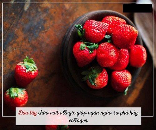 chăm ăn 5 loại quả chẳng lo da đen sạm