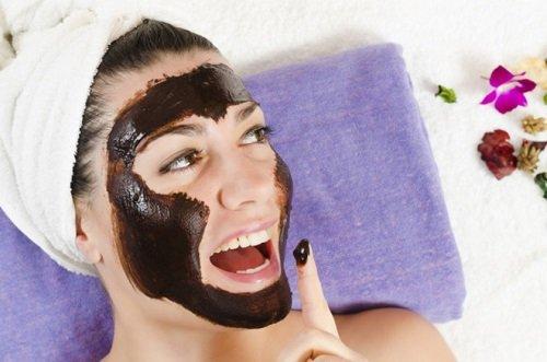 Mặt nạ chocolate giúp chống lão hóa và giữ độ ẩm cho da