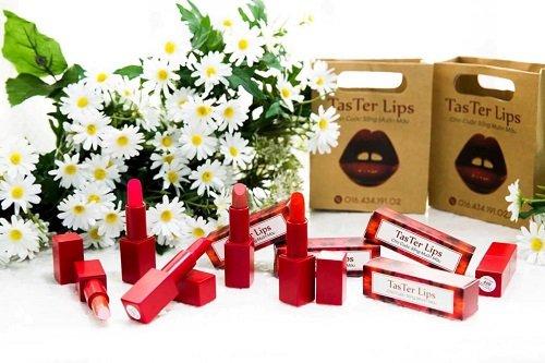 tasterlip-son môi chiết xuất thiên nhiên an toàn cho sức khỏe