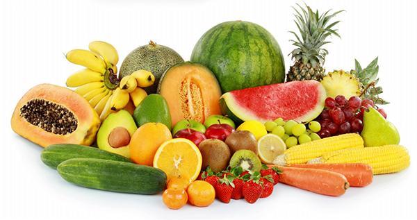 Ăn nhiều hoa quả tốt cho sức khỏe và làn da