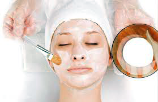 Làm trắng mụn da bằng cách đắp mặt nạ với nước vo gạo