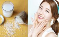 Một số mẹo làm trắng mịn da từ nước vo gạo tại nhà