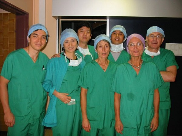 Đội ngũ y bác sĩ thực hiện đều là những người giàu kinh nghiệm, có chuyên môn cao