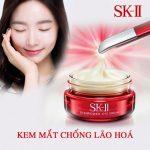 Đặc điểm kem dưỡng mắt SK-II có phù hợp với bạn không?