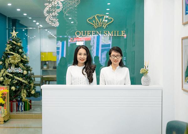 Queen Smile - địa chỉ bọc răng sư uy tín tại TP HCM