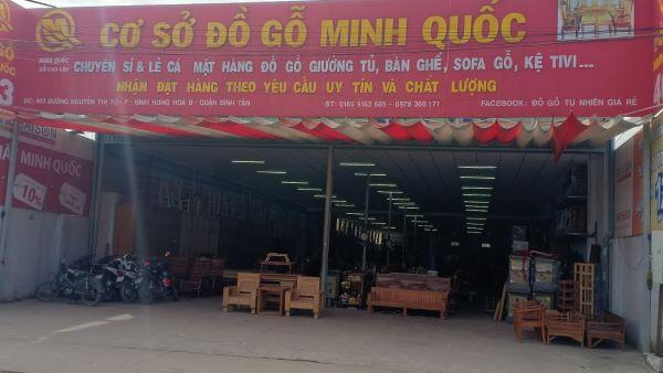 Đồ gỗ Minh Quốc cung cấp tủ đựng quần áo gỗ đẹp nhất